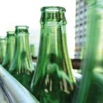 Industrielle Flaschenreinigung