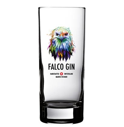 Verre à gin personnalisé Falco Gin