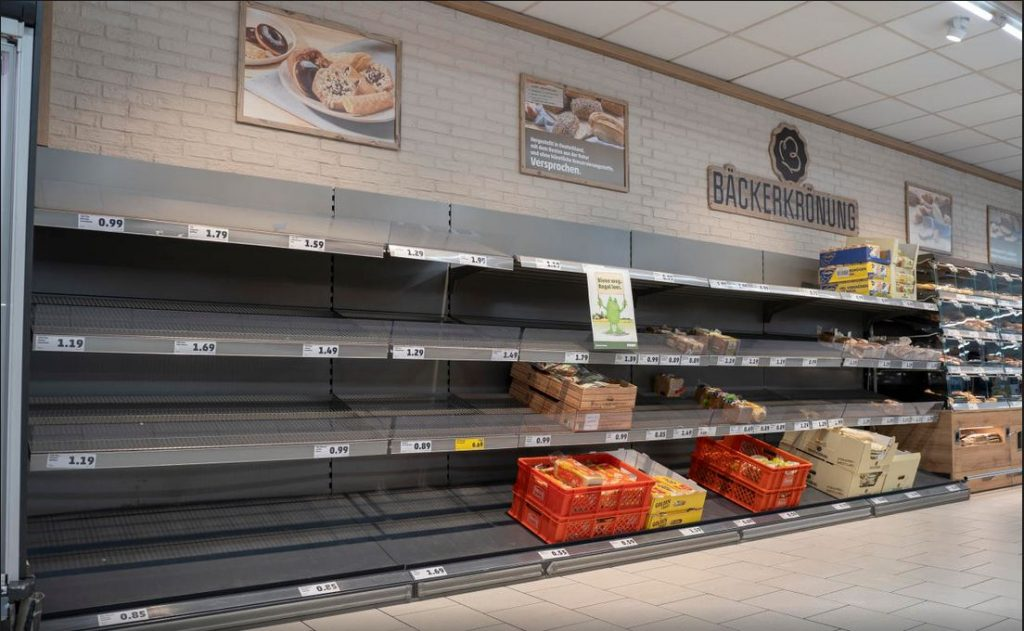 Supermarché sans abeilles
