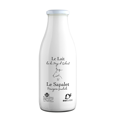 Personalized Milk bottle