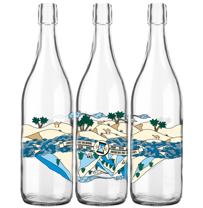 bottiglia per acqua personalizzata