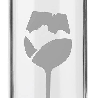 Bouteille à vin personnalisée