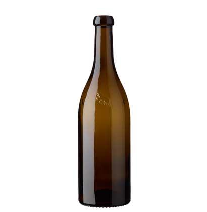 Bernese wine bottle 75 cl antique