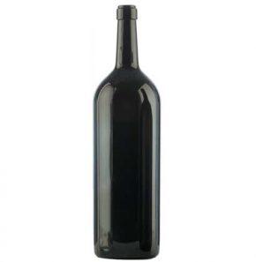 Bordeaux wine bottle cetie 5-Liter antique Italiana