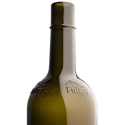 Bordeaux wine bottle Fully 75 cl oak 2