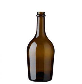 Bottiglia di birra Craft Beer 75cl KK 29mm Mariposa antico