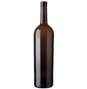 Bottiglia di vino Elite fascetta 1.5 l antico Magnum