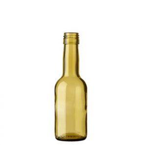 Bottiglia di vino Vini BVS 20 cl foglia-morta