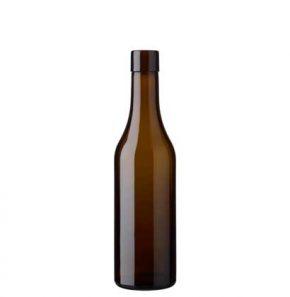 Bottiglia di vino Vodese fascetta 35 cl antico Ancienne