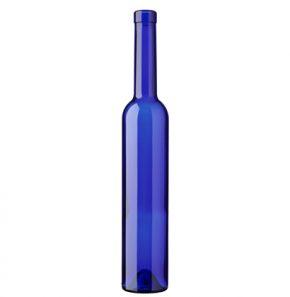 Bouteille à vin Bordelaise Futura fascetta 50 cl bleu