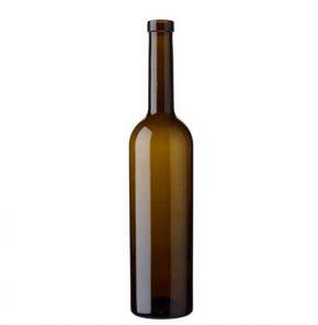 Bouteille à vin Bordelaise Futura S25 légère fascetta 70 cl antique