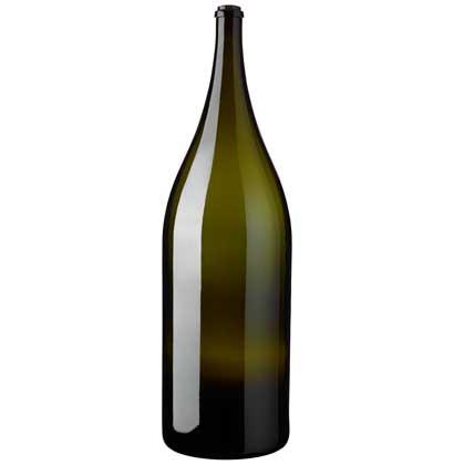 Bouteille à vin Nabuchodonosor 15 l vert