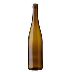 Bouteille à vin Rhénane BVS30H60 75 cl chêne 330mm