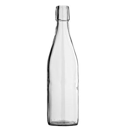 Limonata Swing top Juice bottle 50 cl white Maurer
