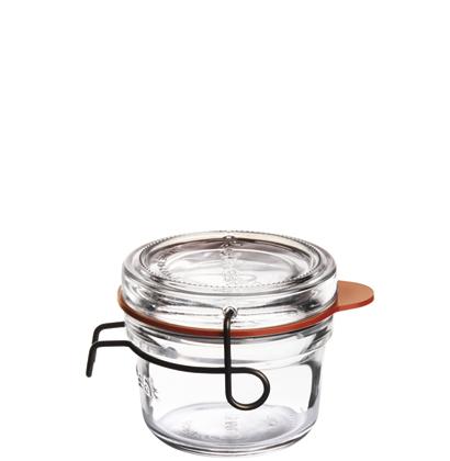 Pot à fermeture mécanique 125ml Lock Eat