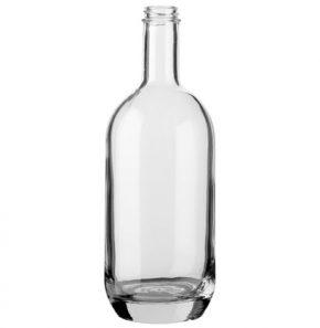 Spirit bottle GPI 400-33 150cl white Moonea