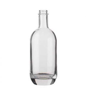 Spirit bottle GPI 50 cl white Moonea