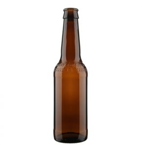 Swiss Craft Beer bottle crown 33cl brown