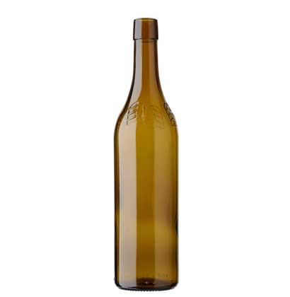 Vigneron Encaveur CH wine bottle bartop 75cl oak