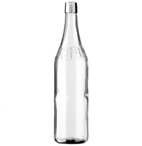 Vigneron Encaveur CH wine bottle bartop 75cl white