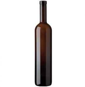Weinflasche Futura Magnum Oberband 150 cl antik S25