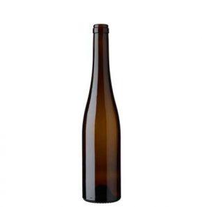 Weinflasche Rheinwein Band 50 cl antik Vin Santo