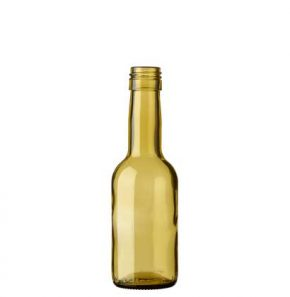 Weinflasche Vini BVS 20 cl feuille-morte