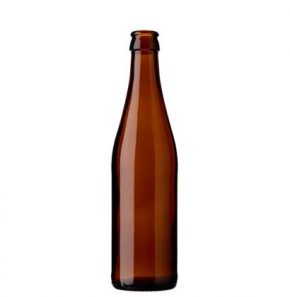Beer bottle crown 33cl Vichy brown (233mm)