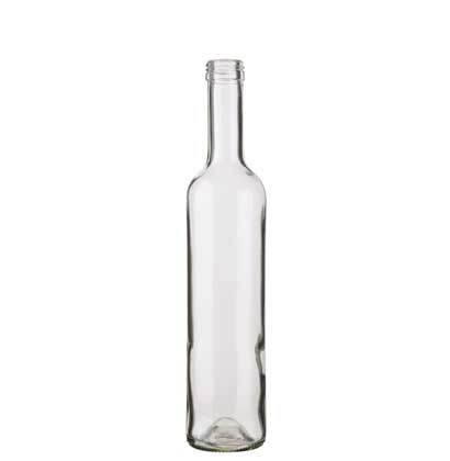 Bordeaux water bottle PP31.5 50 cl withe Sirup