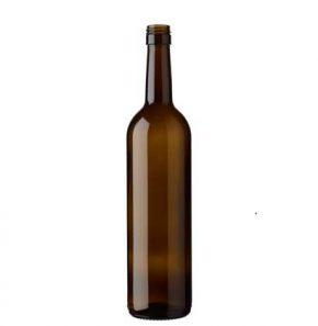 Bordeaux wine bottle BVS30H60 75 cl antique Harmonie