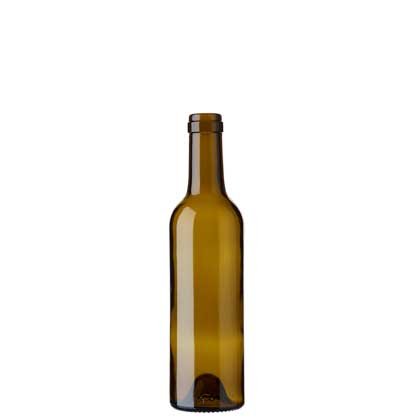 Bordeaux Wine bottle cetie 37.5cl oak