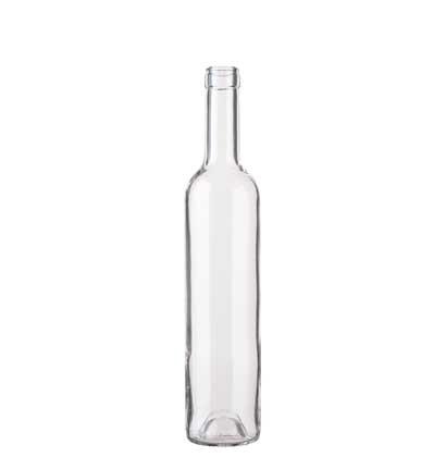 Bordeaux wine bottle cetie 50cl white Harmonie