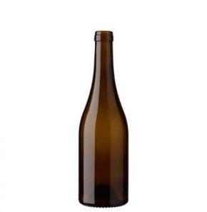 Burgundy wine bottle 50 cl antique Classique