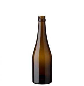 Burgundy wine bottle BVS 37.5 cl antique Classique