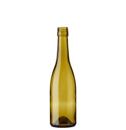 Burgundy wine bottle BVS30H60 37.5 cl russet
