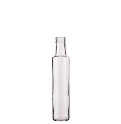 Oil and vinegar bottle Dorica PP31.5 25cl white