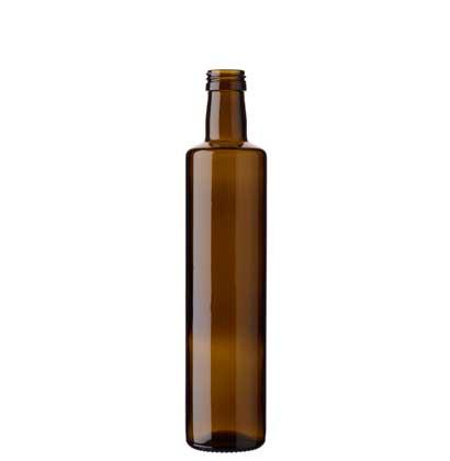 Oil and vinegar bottle Dorica PP31.5 50cl antique