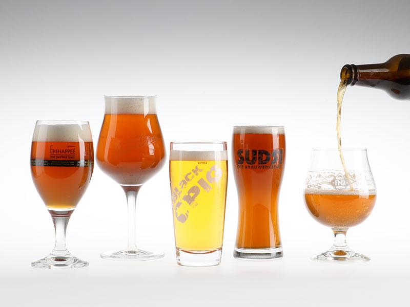 Biergläser Firmengeschenk