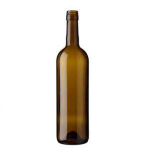 Bordeaux wine bottle BVS30H60 75 cl antique Tradition