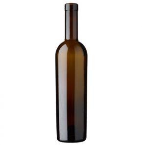 Elite Bordeaux wine bottle bartop 50 cl antique S15