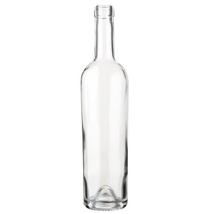 Elite Bordeaux wine bottle cetie 50 cl white S16