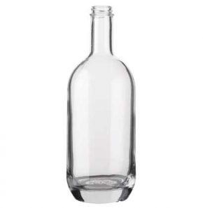 Gin bottle GPI 400-33 100cl white Moonea