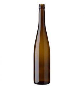 Rhine wine bottle BVS 75 cl oak 350mm