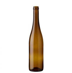 Rhine wine bottle cetie 70 cl oak
