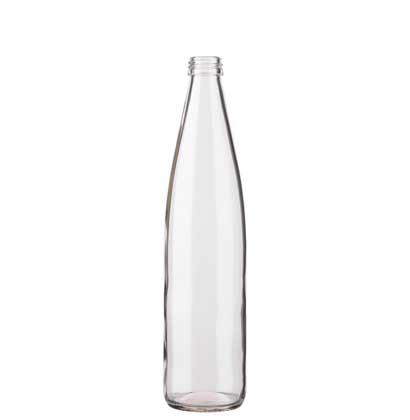 Water bottle MCA 50 cl white