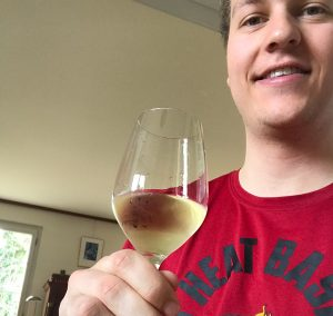 The tester of the wine glass Jonas Vienna