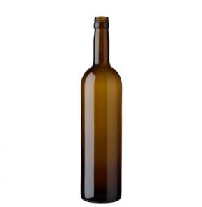 Bordeaux wine bottle BVS 75 cl antique Harmonie