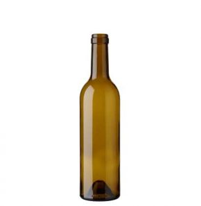 Bordeaux wine bottle cetie 50cl oak
