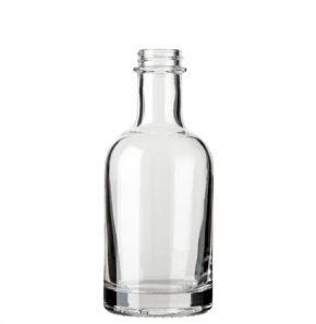 Bouteille à Whisky Spirit GPI 400/28 20cl blanc Nocturne