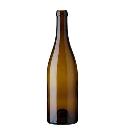 Burgundy wine bottle cetie 75 cl oak Classic Earth